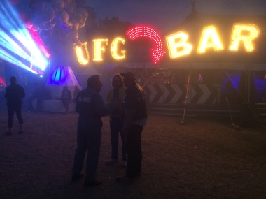 Glastonbury UFG 2017-2